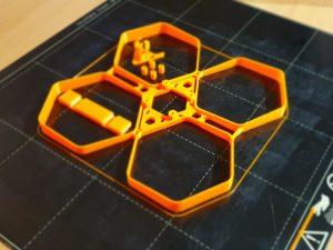 Drone Prusa : Les composants